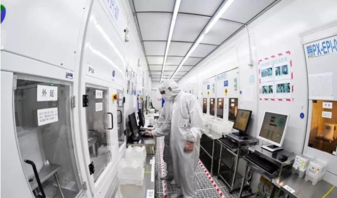 深投控收购意大利半导体设备商被叫停!LPE设备在中国保持市场占有率第一