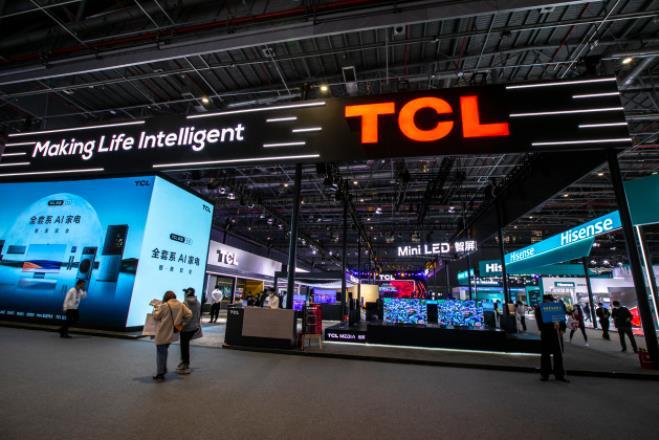 TCL科技350亿元再建新面板t9产线!动作频频净利一年增加17.7亿