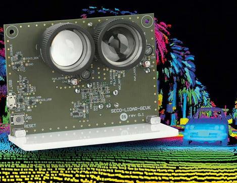 LiDAR背后的工程要点揭秘:可以利用激光雷达的扩展应用程序范围