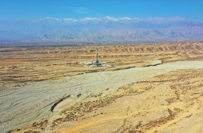 塔里木油田破解盐层卡钻解卡难题 填补国内空白