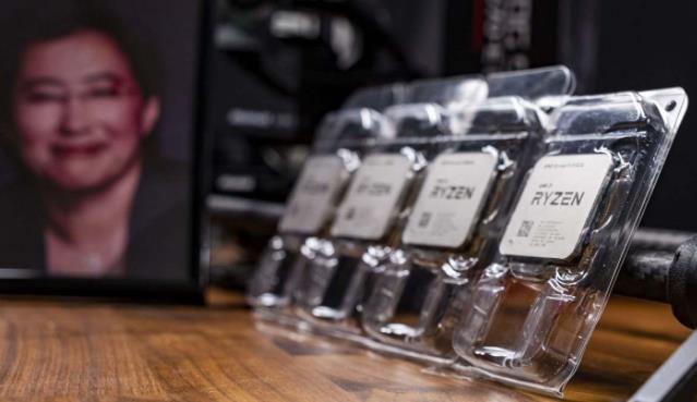 AMD是如何赚钱的?企业级、嵌入式、半定制产品正在迅速增长