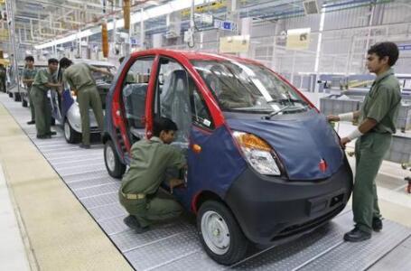印度汽车行业形势严峻 新车销量持续下降