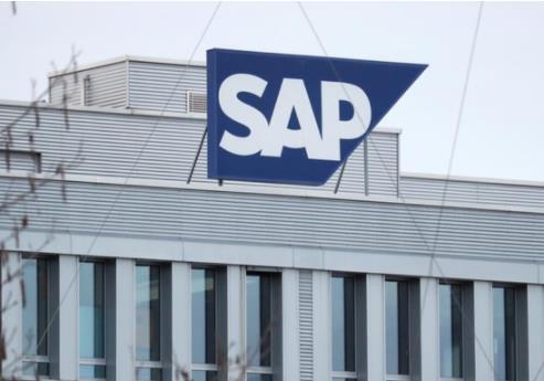SAP云计算营收22亿欧元同比增7%,提升针对Salesforce的竞争力