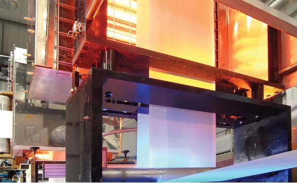 红外技术缩短了水性漆的干燥时间 助力提高生产效率
