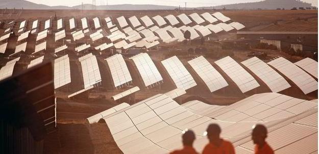 欧洲企业可再生能源交易再创新高,太阳能大放异彩