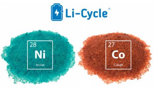 锂离子电池回收商LiCycle计划合并上市以获得发展资金