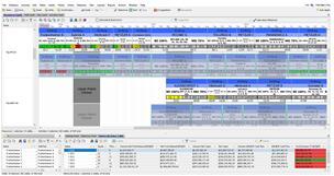 大数据等技术提高勘探公司统一管理的的调度效率
