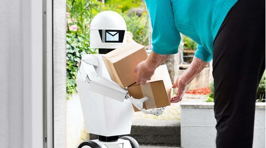 从实验室到家庭送货:机器人技术将取得了长足的进步