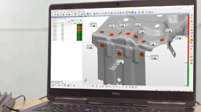 新型曲面分析工具箱面世:提供了一种内置的表面缺陷检测技术