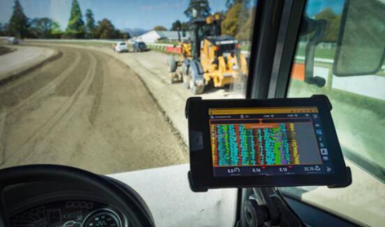 Trimble的Earthworks级控制平台将扩展到土壤压实机 使操作更准确更容易