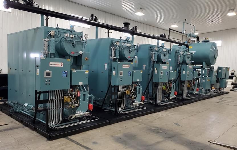 锅炉系统过程加热的趋势是什么?新技术如何影响新方法