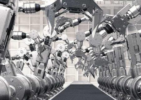 谢尔德采用协作机器人,可以大大减少了机械振动提高安全性