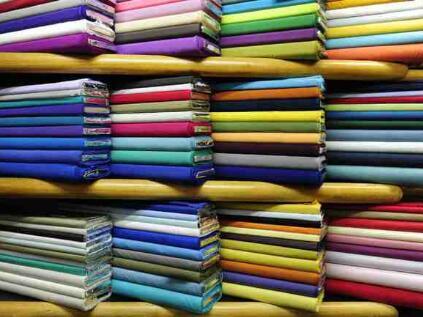 全国面料看广东,广东面料看中大,中大纺织商圈为何总是快人一步?