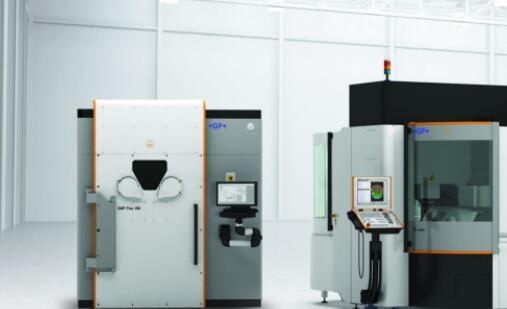 制造系统中机器人三机单元的不同作用和优势