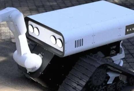 Baubot推出两款建筑机器人,可以运输超过一吨的物料