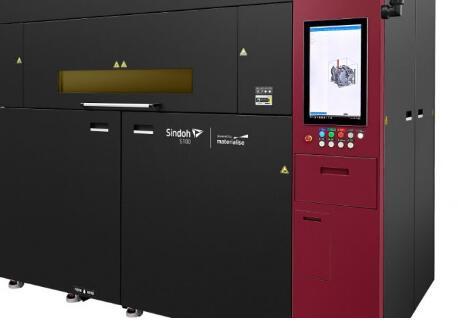 Sindoh推出首台工业聚合物SLS 3D打印机,使用100%重复使用粉末打印