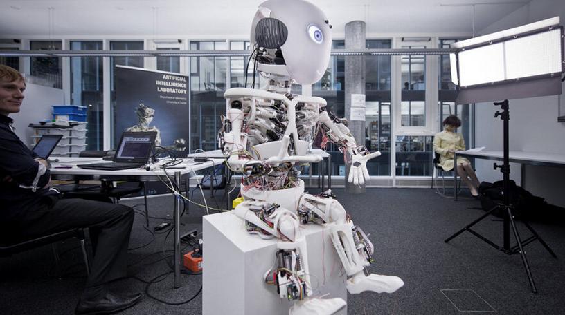 研究人员将这些人工智能实验室列为世界上最好的实验室