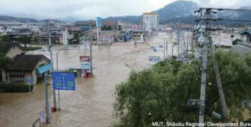 人工智能可通过洪涝灾害新闻报道图片识别并预测被淹建筑物情形