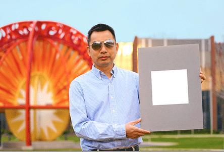 工程师们创造迄今为止最白的油漆 可反射高达98.1%的阳光