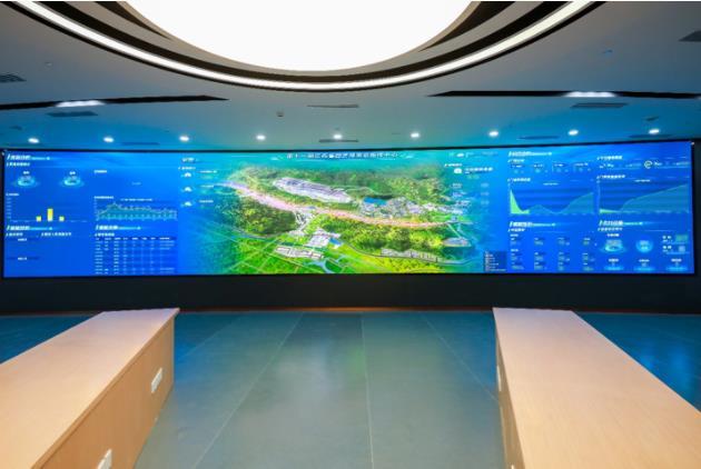 京东智能城市打造全国首个园博超脑系统,全天候24小时展示景区运行情况