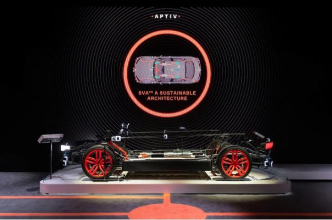安波福发布新一代ADAS平台及区域控制器,确保驾驶员和车辆能够完美协作
