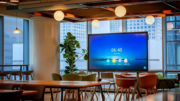 东方中原发布方舟系列智能会议平板,为企业提供大容量的资源交互平台