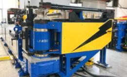 全电动弯管机具有卓越的精度、可重复性、控制性和可靠性