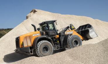 CASE推出新的轮式装载机,全新的有效载荷系统提高了装载精度