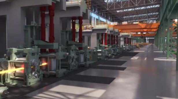 中冶南方高速棒材生产线落户武汉 主要生产抗震钢筋及细晶粒热轧钢筋