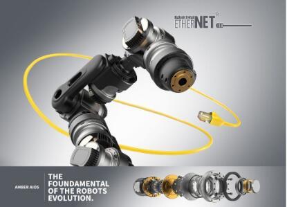 7轴自适应模块化机器人全球首发,实现以太网实时控制