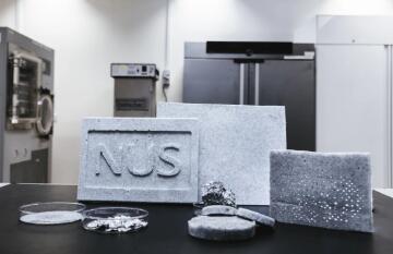 金属废料处理新方法:以环保的方式转变成多功能气凝胶