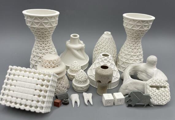 可烧结3D打印树脂,可能提高零件的密度和整体强度