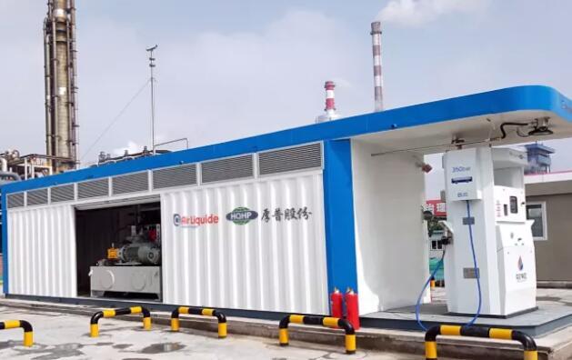 厚普股份150亿氢能产业集群落户成都 打造氢能示范项目