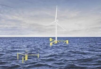 石油巨头雪佛龙正式进入海上风电市场,将在大西洋上建浮式海上风电机组