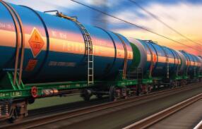 美国创建研究铁路油罐车碰撞的测试计划,旨在减少意外危险品释放的风险