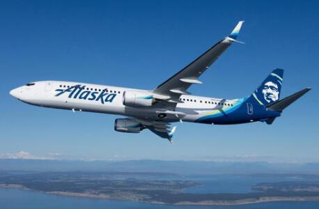阿拉斯加航空公司宣布加入亚马逊气候承诺 2040年实现零碳排放