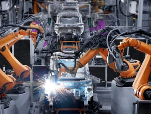 机器人在汽车制造工业中的应用