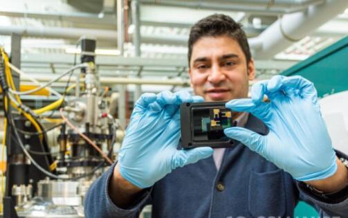 透明钙钛矿太阳能电池实现28.7%的转换效率!