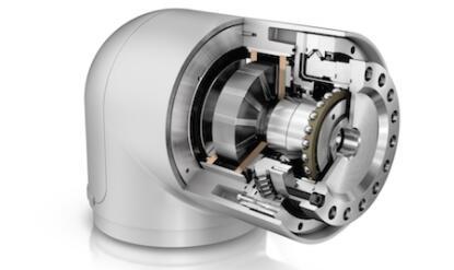 舍弗勒提升机器人性能:齿轮、轴承、电机等系列产品亮相