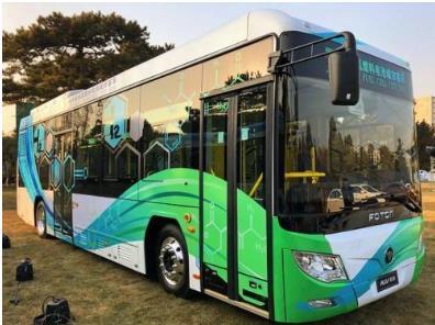 优秀!我国氢燃料电池汽车保有量破7000辆 建成加氢站128座
