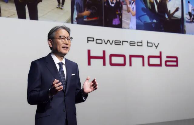 本田新任社长发布电动规划:2040年前全部替换为电动汽车