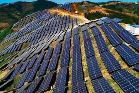 到2050年,中国近四成的用电量将来自光伏