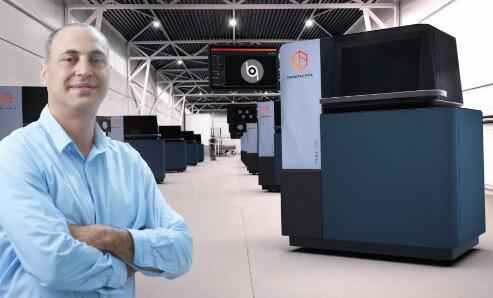 借助纳米纤维,实现高速微型3D打印