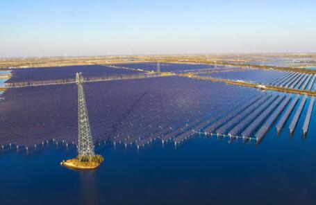 通威官发布5月太阳能电池片指导价,加码融资120亿,欲与硅片龙头争高下