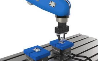 Jergens 发布双作用液压虎钳,还提供表面硬化的颚式刀片