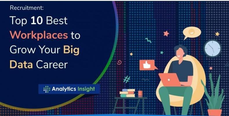 提供大数据职业生涯的全球十大公司