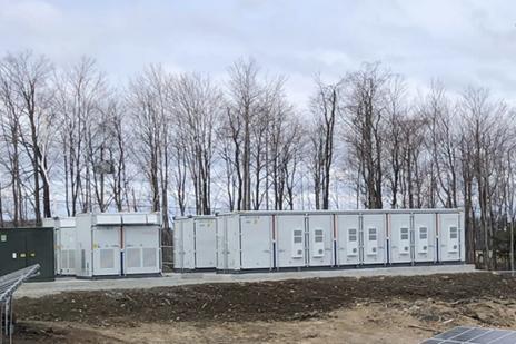 清洁能源储能服务商Stem公司完成合并公开上市