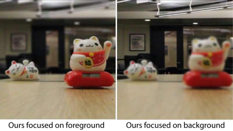 新的机器学习方法让数码照片重现生机