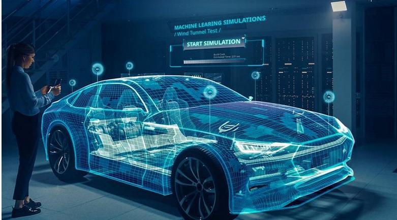 通用汽车正在试验人工智能和云计算驱动的汽车设计策略