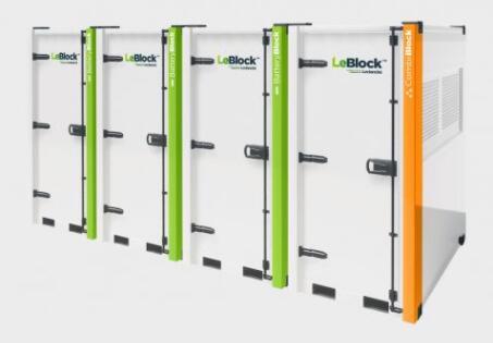 Leclanché推出模块化的储能电池 可像积木一样在现场组装